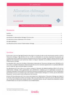 Allocation Chomage Et Reforme Des Retraites Unedic Fr