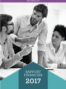 Image de couverture du rapport financier 2016