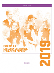 Couverture - rapport d'audit Unédic 2019